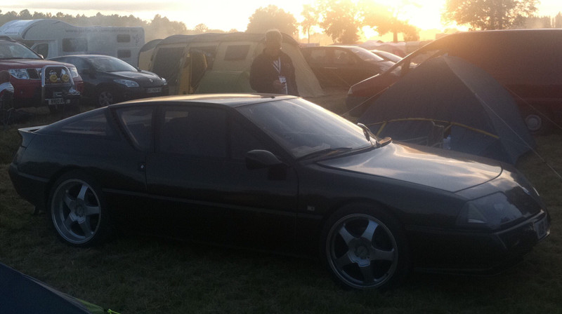 GTA Le Mans Sunrise